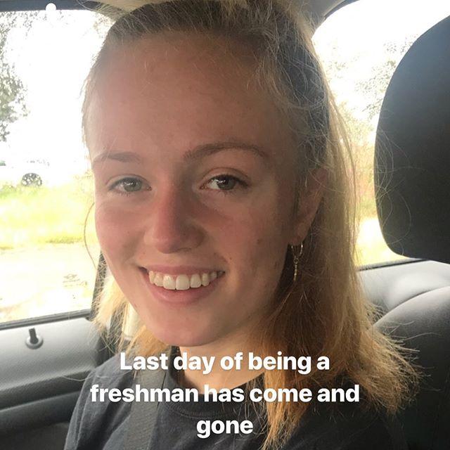 Bye bye SI freshman. Hello sophomore.