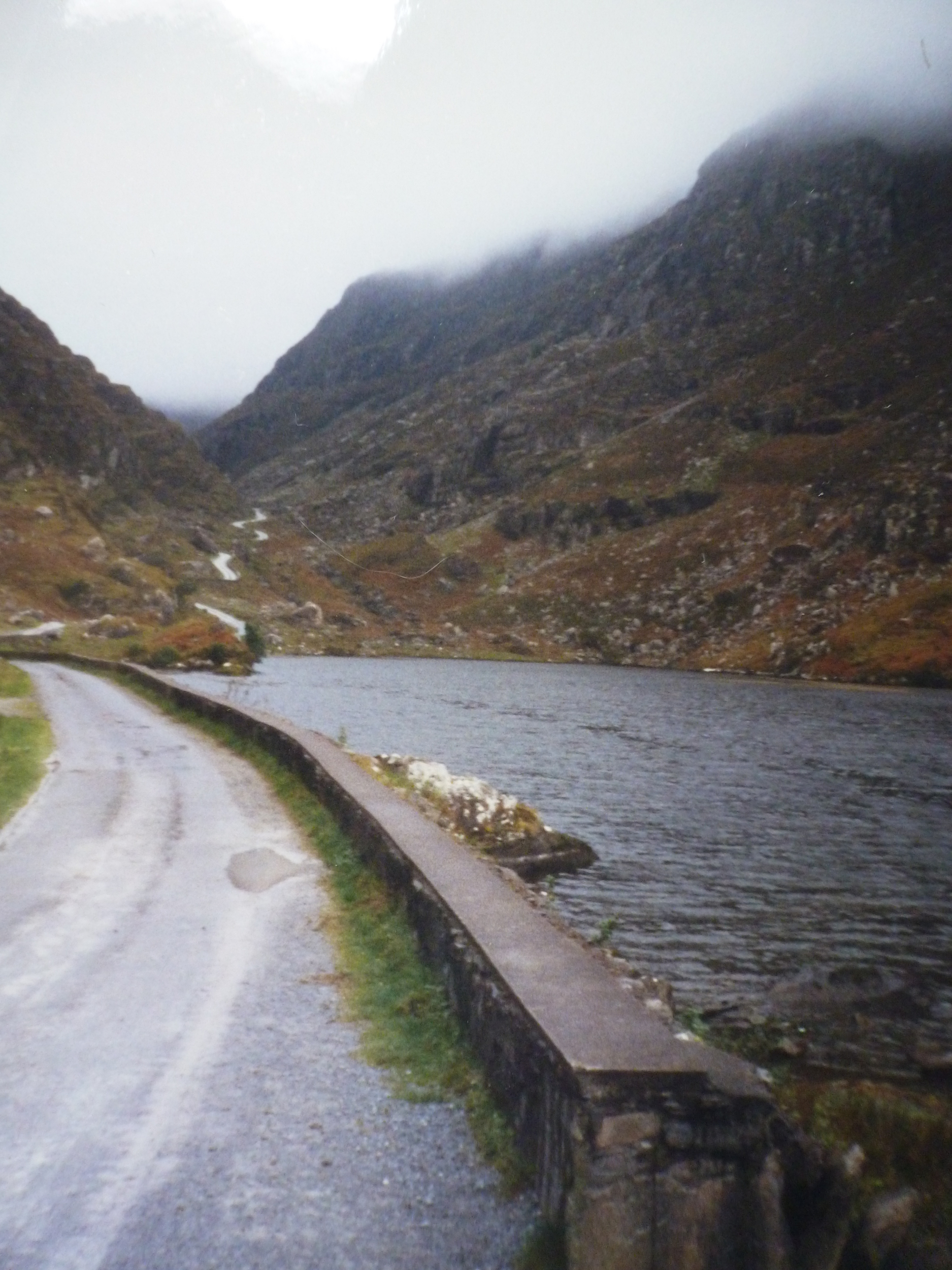 An old picture from a trip to Western Ireland I took in college. The trip that started my love for Irish family sagas.