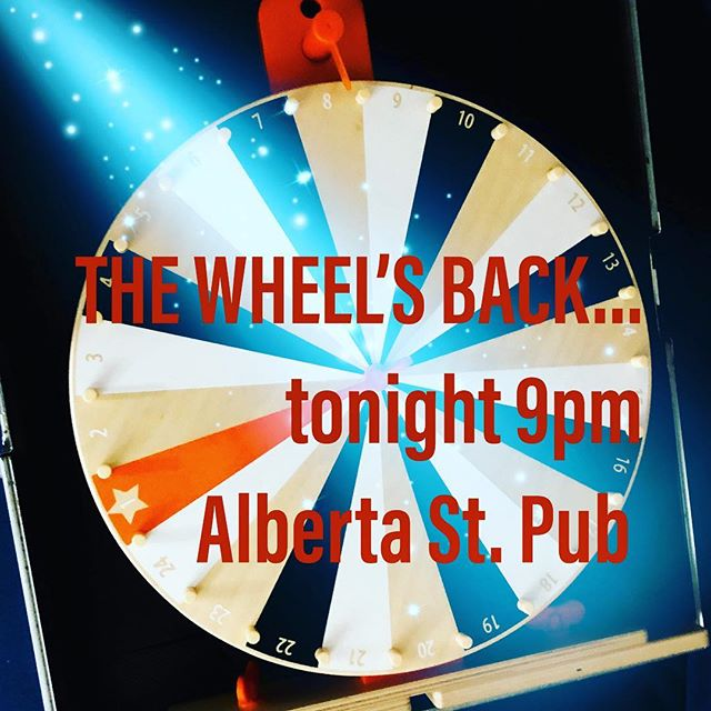 🎡 here we go again... . . . @mitchandthemelodymakers @albertastreetpub 9pm FREE
