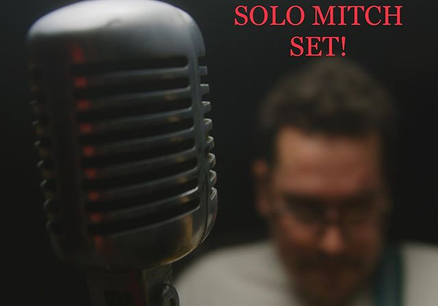 Come out to @albertastreetpub to hear @mitchgonzomusic do a solo set of @mitchandthemelodymakers tunes, some originals, and undoubtedly some cool surprises! #rockandsouldanceparty