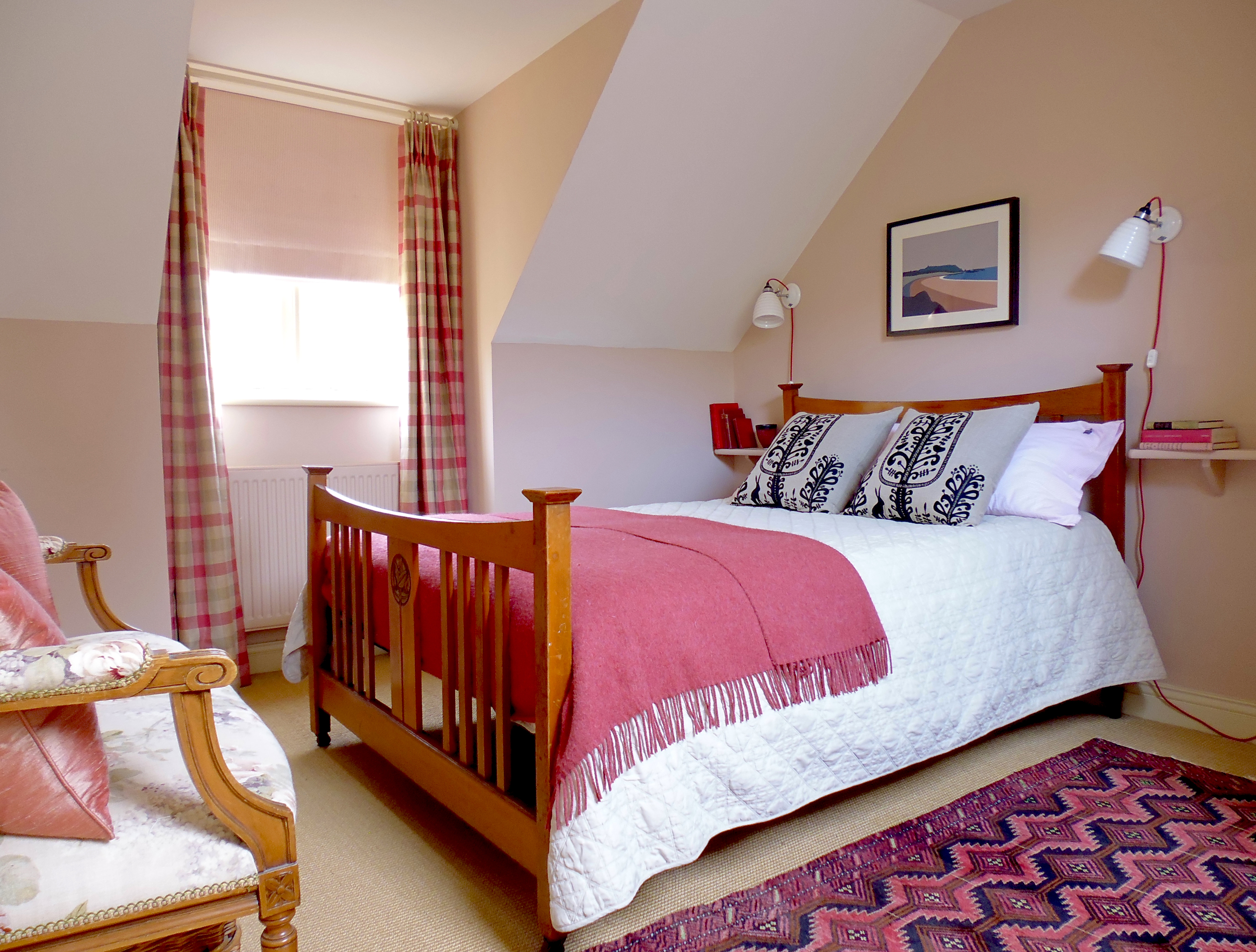country style bedroom in farrow and ball setting plaster.jpg