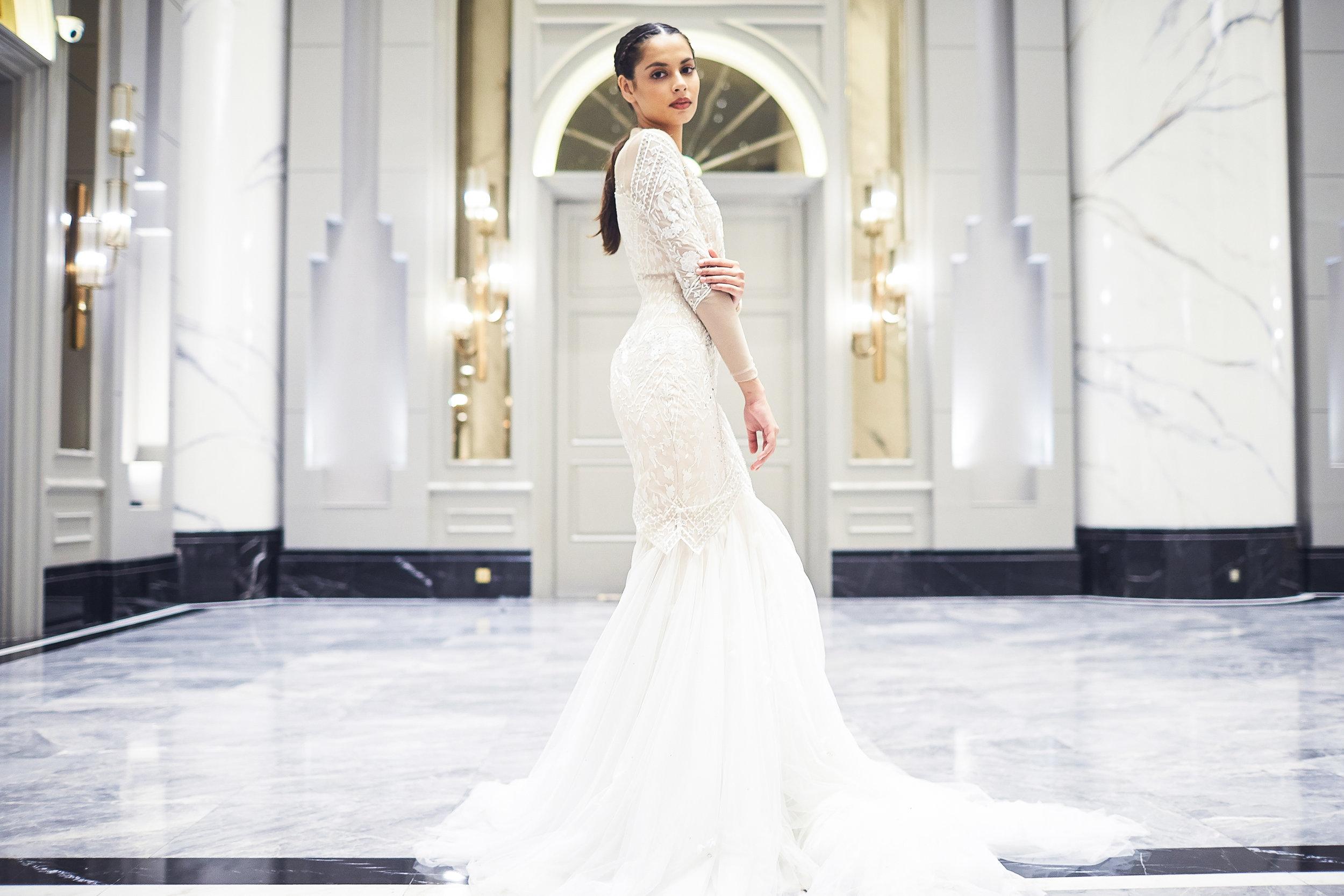 Bridal Wear by   Fuzana Mokhtaza