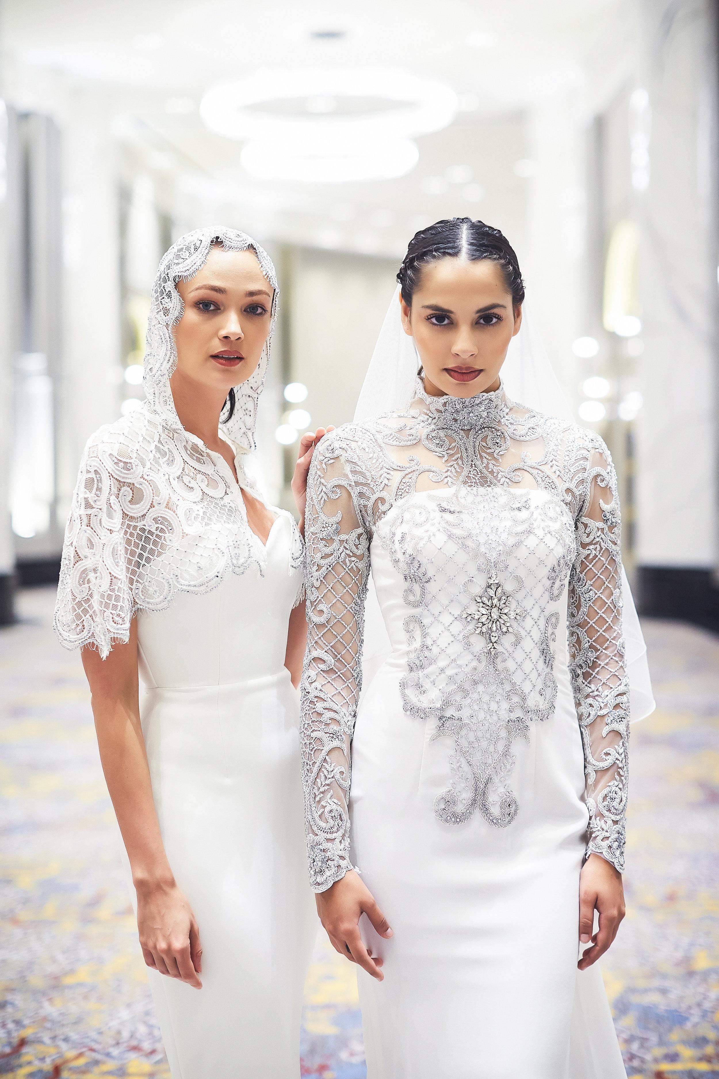 Bridal Wear by   Shanell Harun   &   Rizman Ruzaini