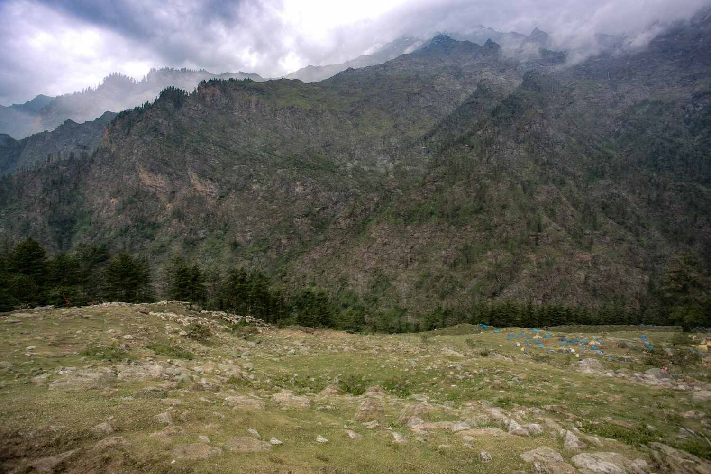 Kheerganga, Himachal Padesh, India