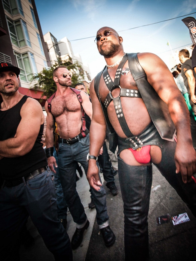 "Folstom is a ""bondage festival"" held annually in San Fransisco."