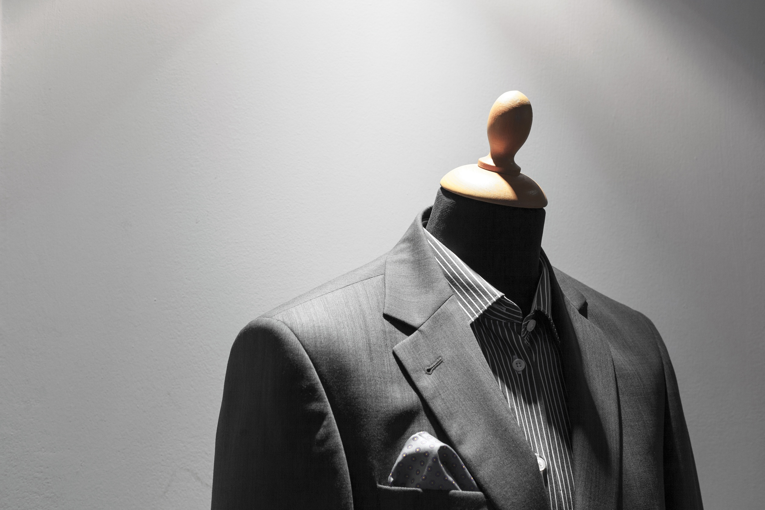 Bespoke suit tailoring by Summer Couture visiting tailor in Sevenoaks, Kent