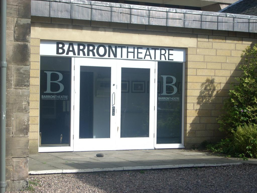 The Barron theatre is the only dedicated student theatre in St Andrews.