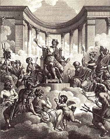 IN THIS ANTIQUE ENGRAVING OF THE OLYMPIAN GODS, IT WAS PROPHESIED THAT A GREAT STORM WOULD BRING ABOUT THE UNDOING OF A ONCE GREAT FASHION SHOW. IT WOULD APPEAR FS' HAMARTIA LIES IN BOOKING A FUCKING TENT FOR AN OUTDOOR EVENT IN SCOTLAND.