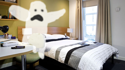 A high-quality CGI rendering of what the Fife Park flat ghost probably looks like.