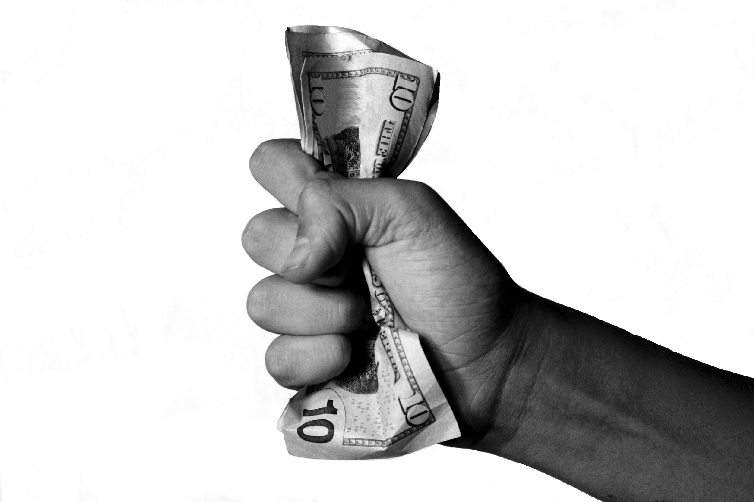 """"""" Money Crush (105/365) """"  by   Rocky Lubbers   is licensed under   CC BY 2.0 ."""