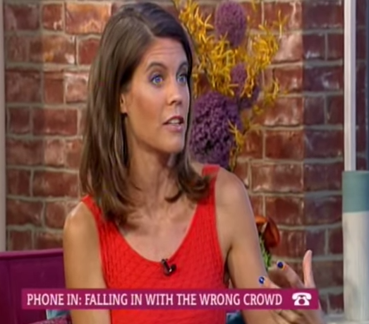 ITV PHONE IN: FALLING IN THE WITH THE WRING CROWD, WHAT CAN PARENTS DO?
