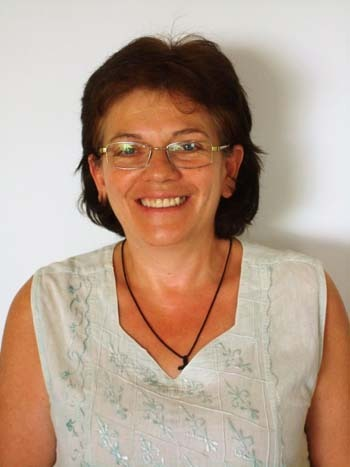 Marietta Garbis, Administrative Assistant