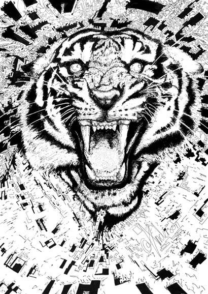 Emerging Tiger