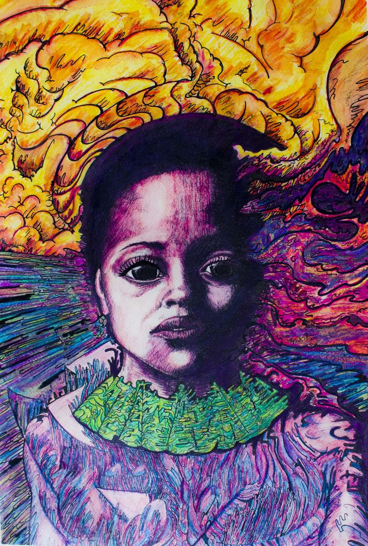 African Dreamer C