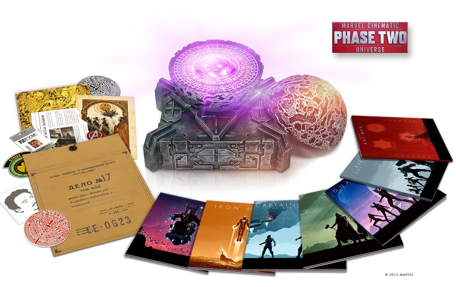 Marvel Cinematic Universe Phase 2 Collection