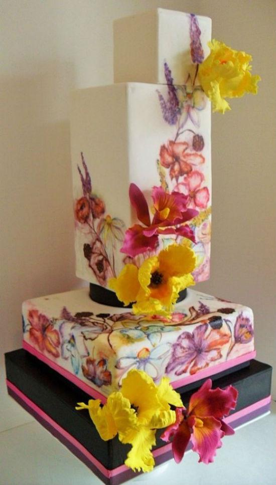 Image Courtesy of:  Cakes Decor