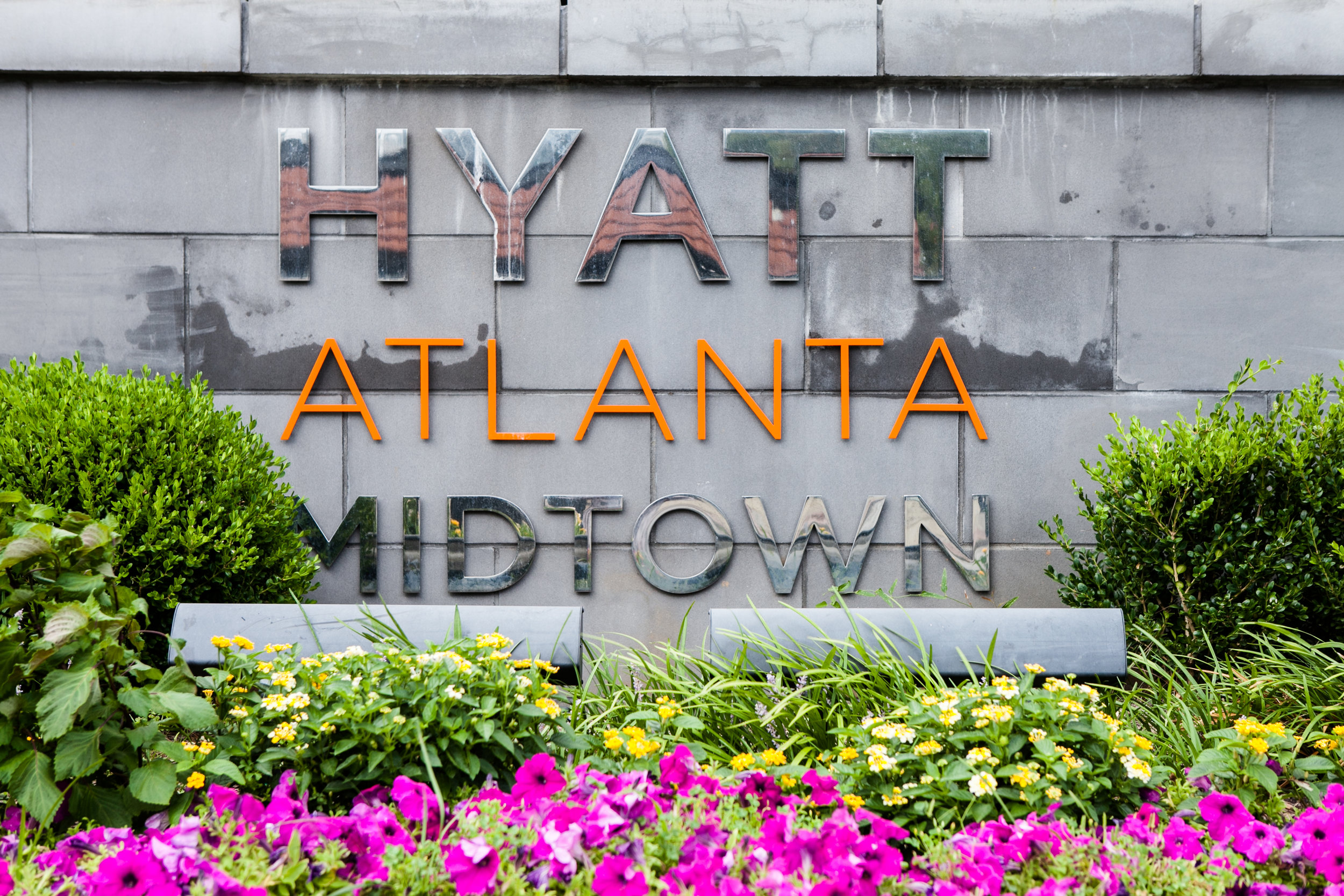 Hyatt Midtown Atlanta: Image Courtesy of  Ross Oscar Knight Photography