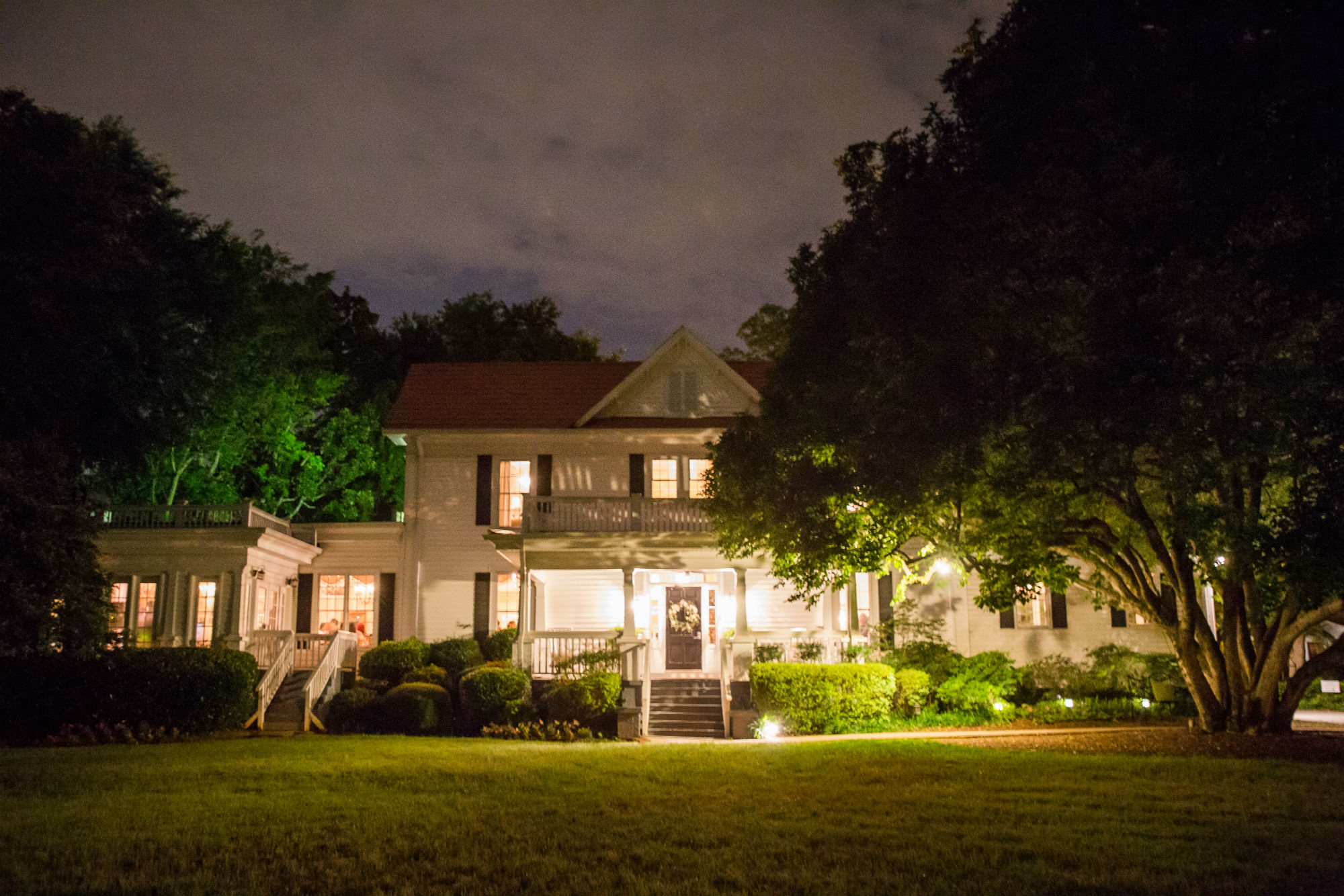 Payne-Corley House: Image Courtesy of  Matt Yung Photography
