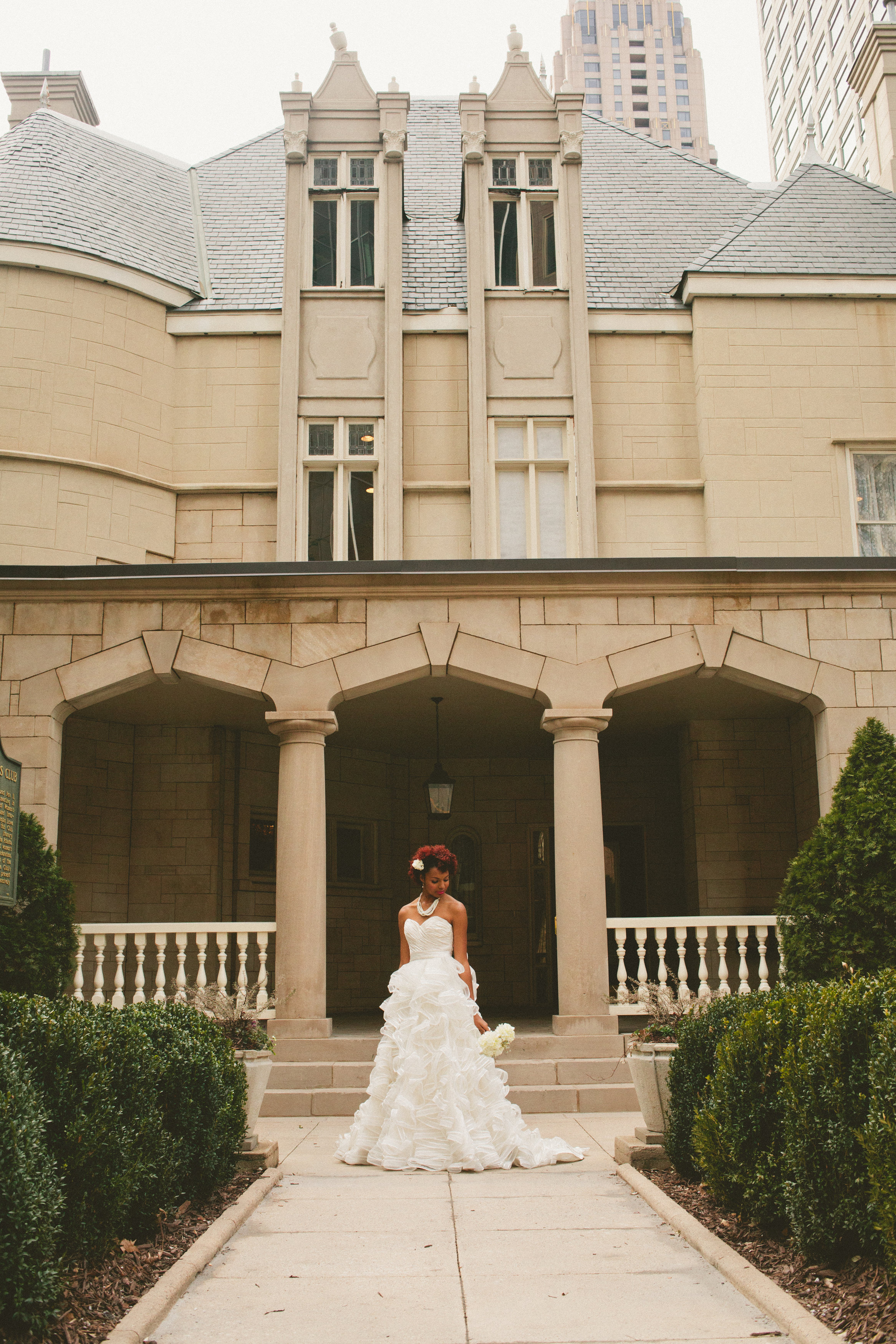 The Wimbish House: Image Courtesy of  Bri McDaniel Photography