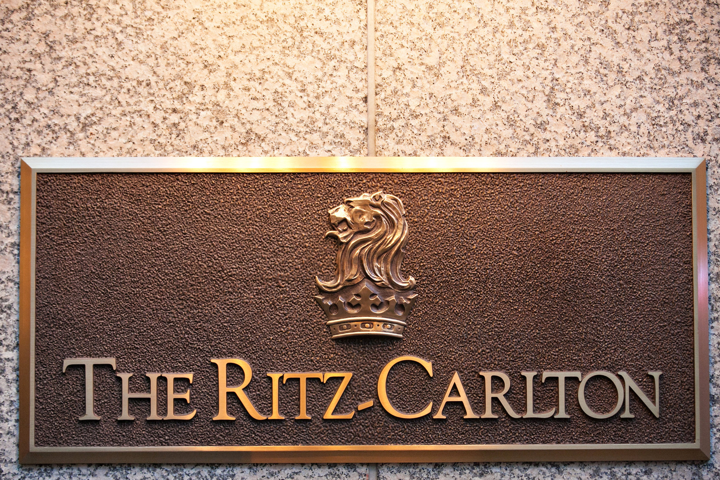 The Ritz Carlton Downtown Atlanta: Image Courtesy of  Michelle Davina Photography