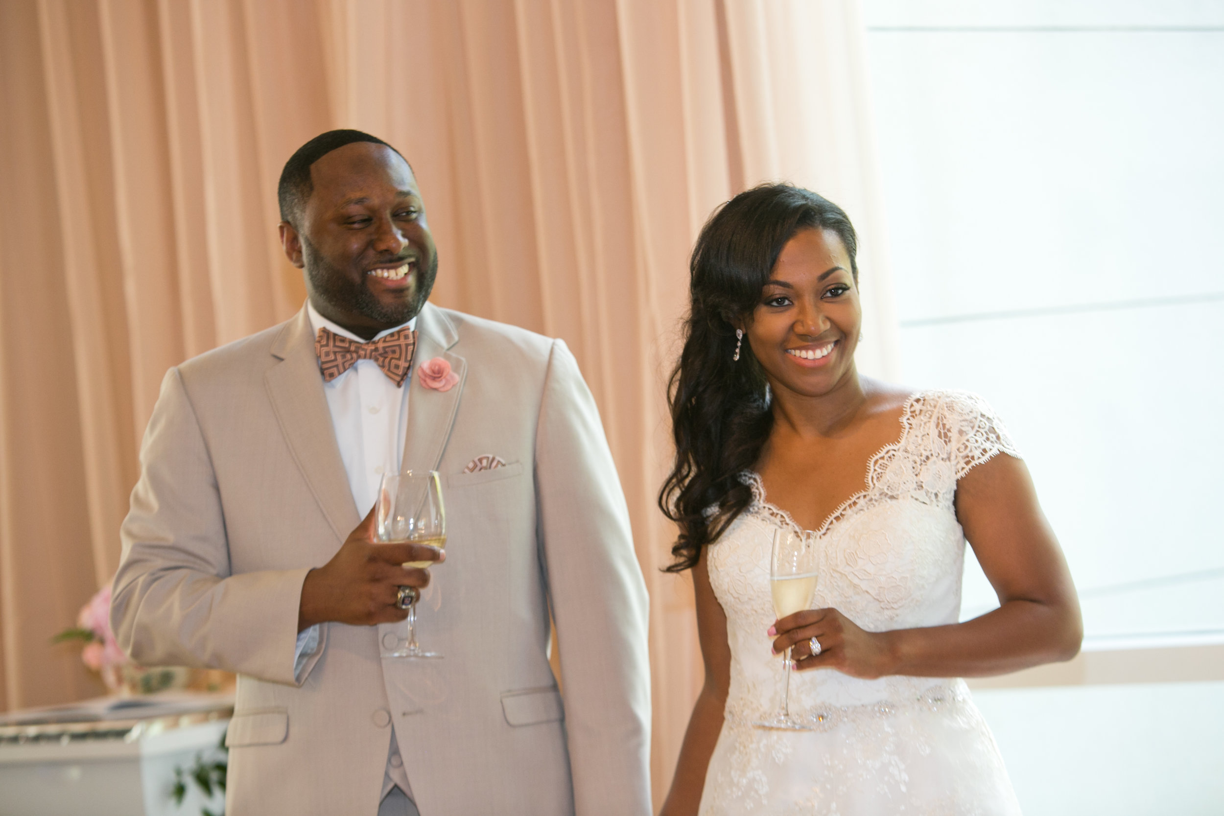 Image from  Candice & Alvin's Wedding , Courtesy of  Taun Henderson Photography