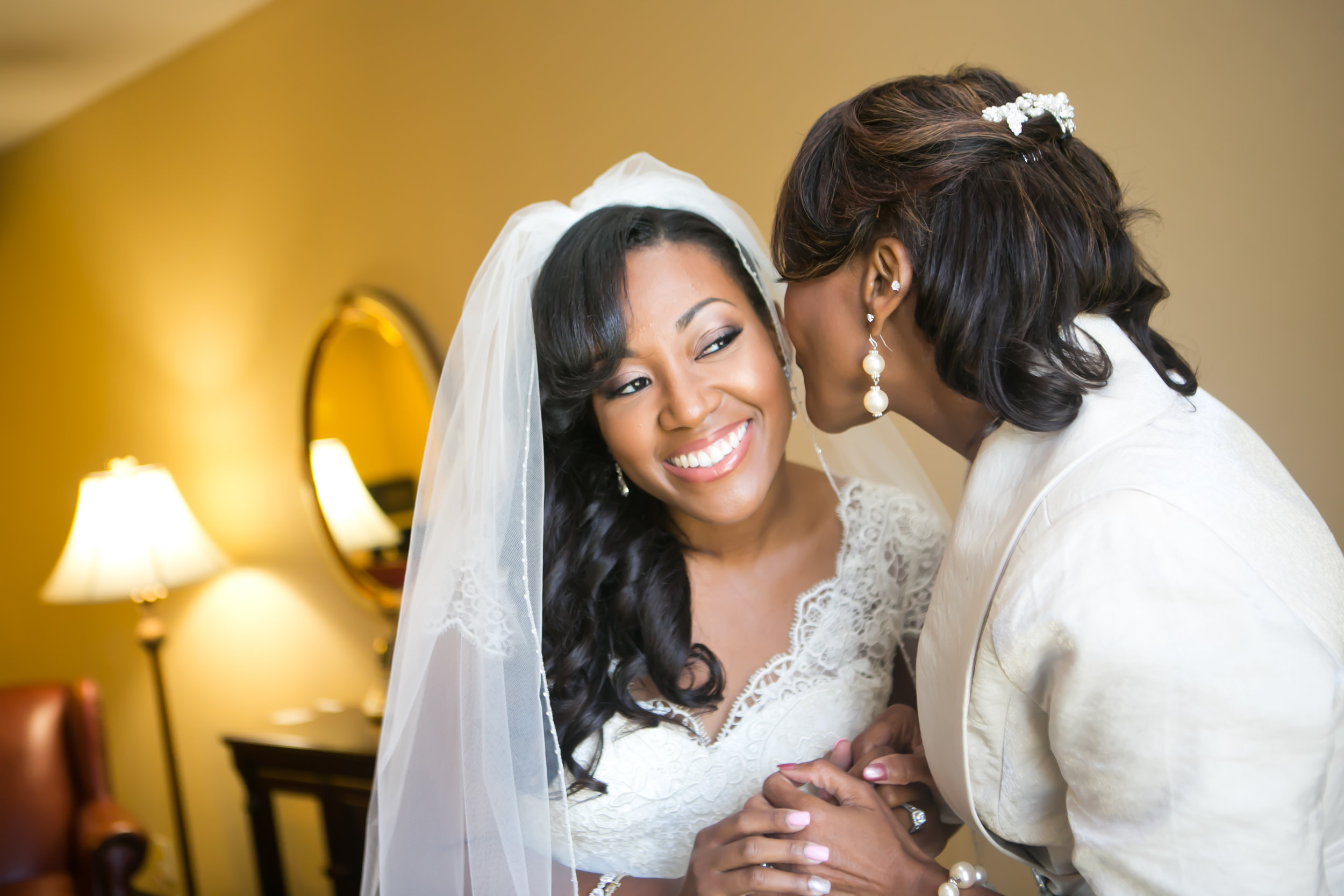 Image from  Candice & Alvin's Wedding ; Courtesy of  Taun Henderson Photography