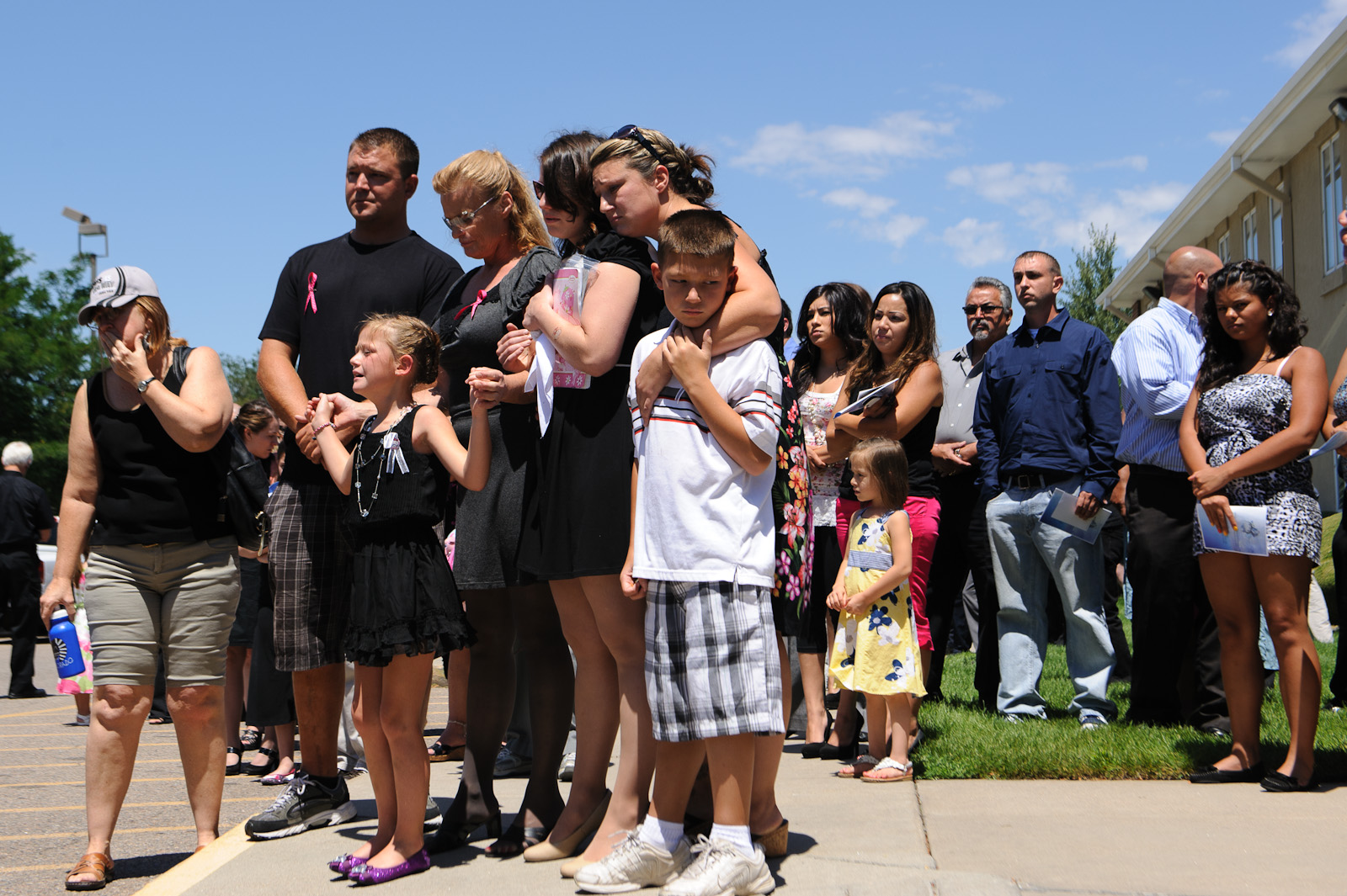 Aurora shooting rampage victim Micayla Medek funeral