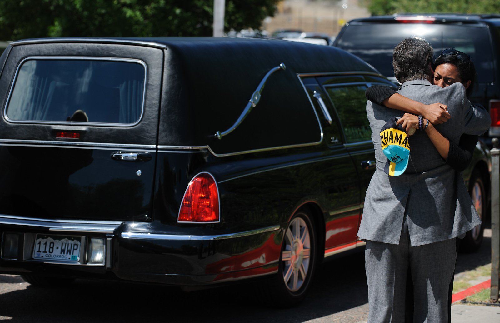 Aurora shooting victim A.J. Boik funeral