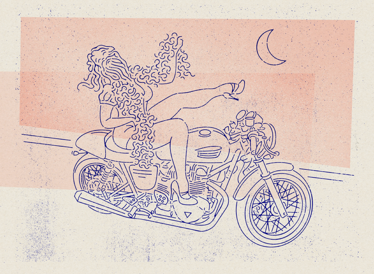 oil & ink illustration shop prints -