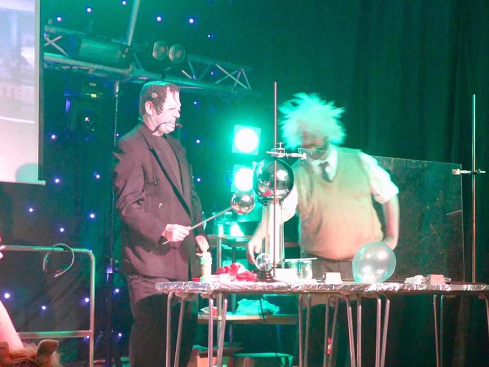 16 Circus of Science Frankinstein v Einstein.jpg