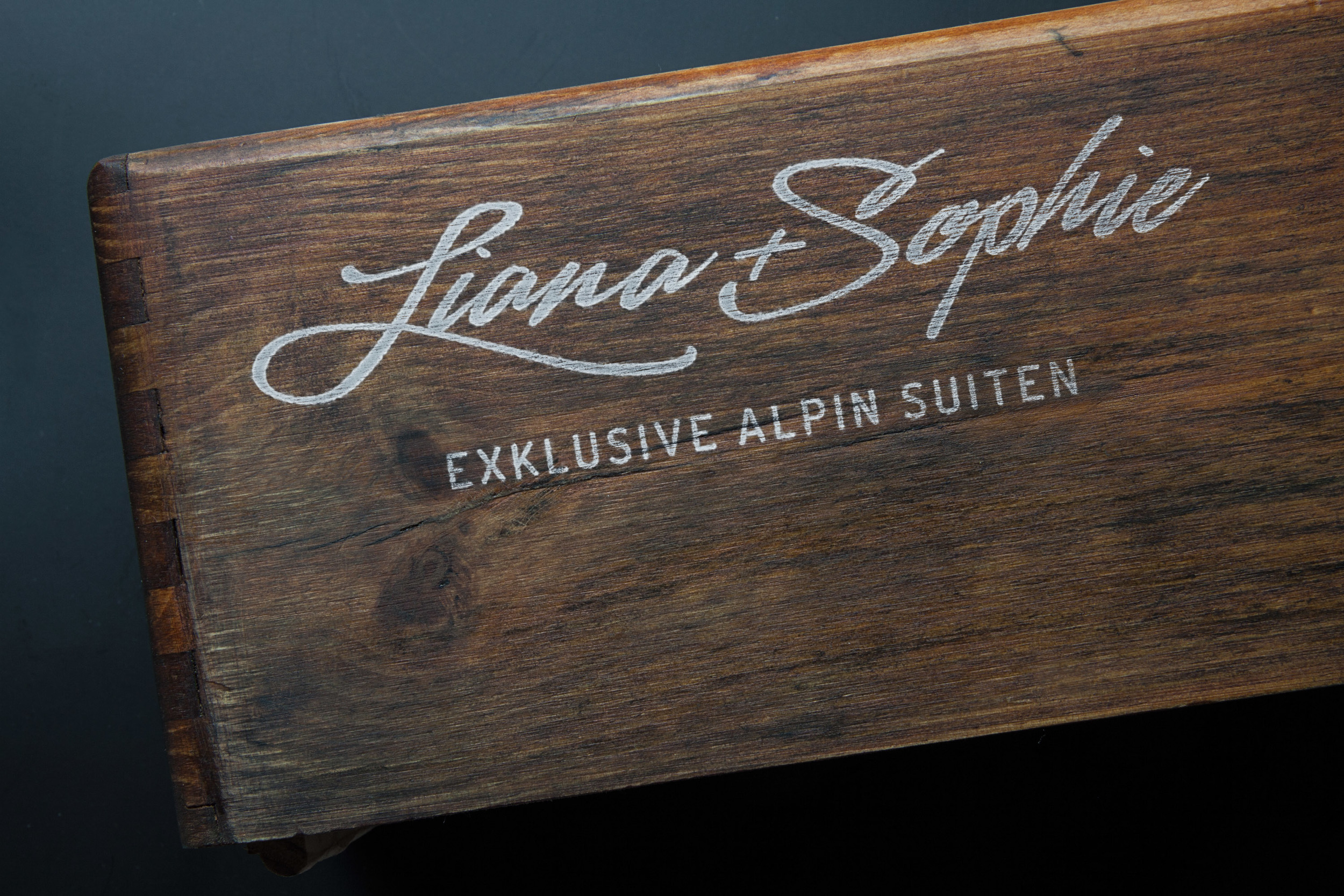 appartement-suites-liana-sophie-neukirchen-logo-woodblock