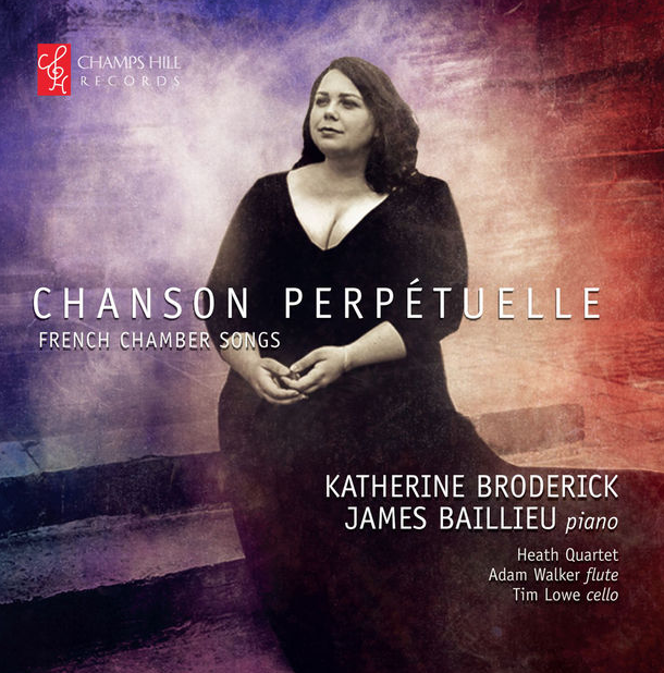 """""""Her powers of expression, so vivid and telling on stage, communicate well in this  rewarding recital disc ...Broderick turns every song into a miniature drama, delivered with elegance of line, sensuality and sharp wit, well supported by her excellent colleagues.""""   Fiona Maddocks, Guardian, October 2016   """"[H}er steely soprano and declamatory way with words serve her wonderfully well when it comes to Debussy and Ravel. She delivers 'Aoua' from the  Chansons madécasses with blistering heft, and her no-frills way with the rest of the cycle makes it sexier and subtler than the suggestive approach favoured by some interpreters...there are also some rapturous high  pianissimos""""    Tim Ashley, Gramophone Magazine 2016"""