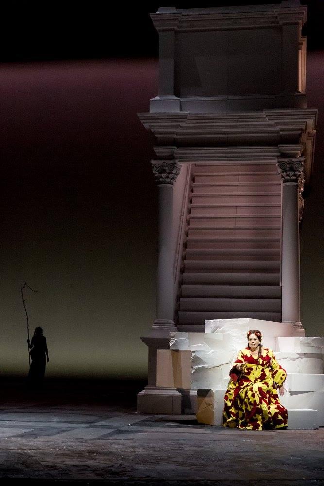 Vitelia, 'Clemenza di Tito', Badisches Staatstheater