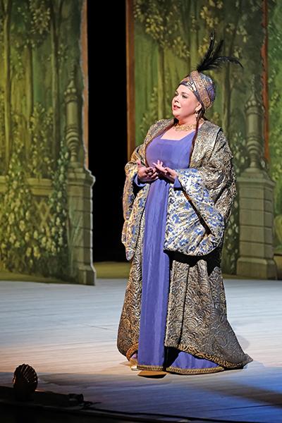 Adriana Lecouvreur, Badisches Staatstheater