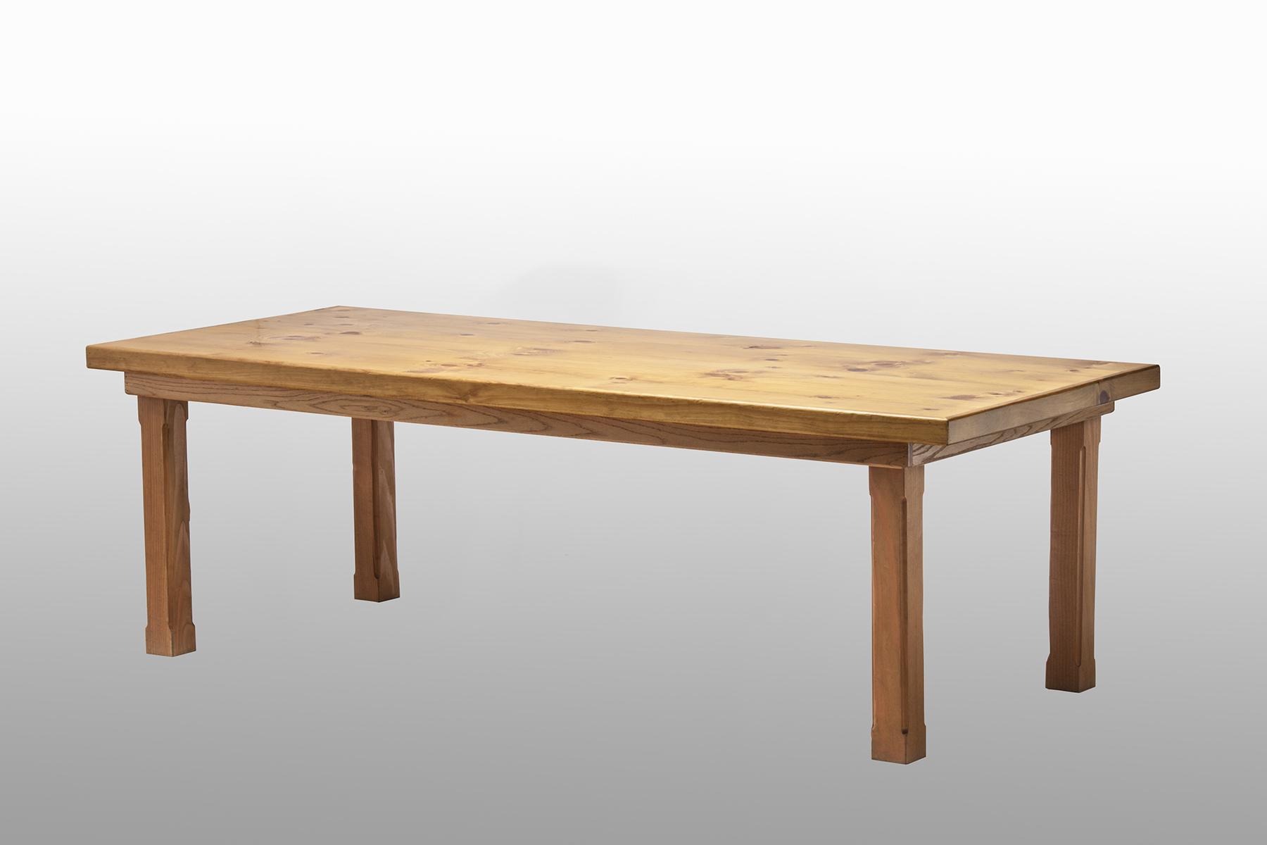 Light Farm Table