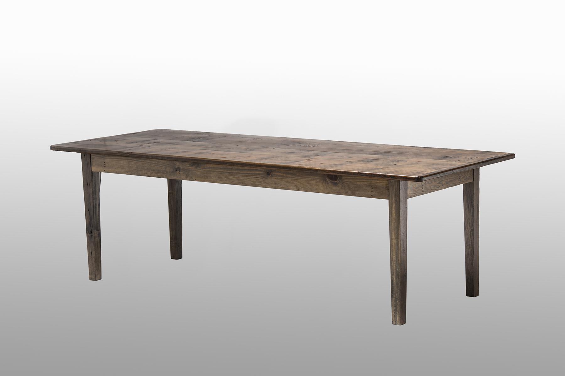 Barnboard Farm Table