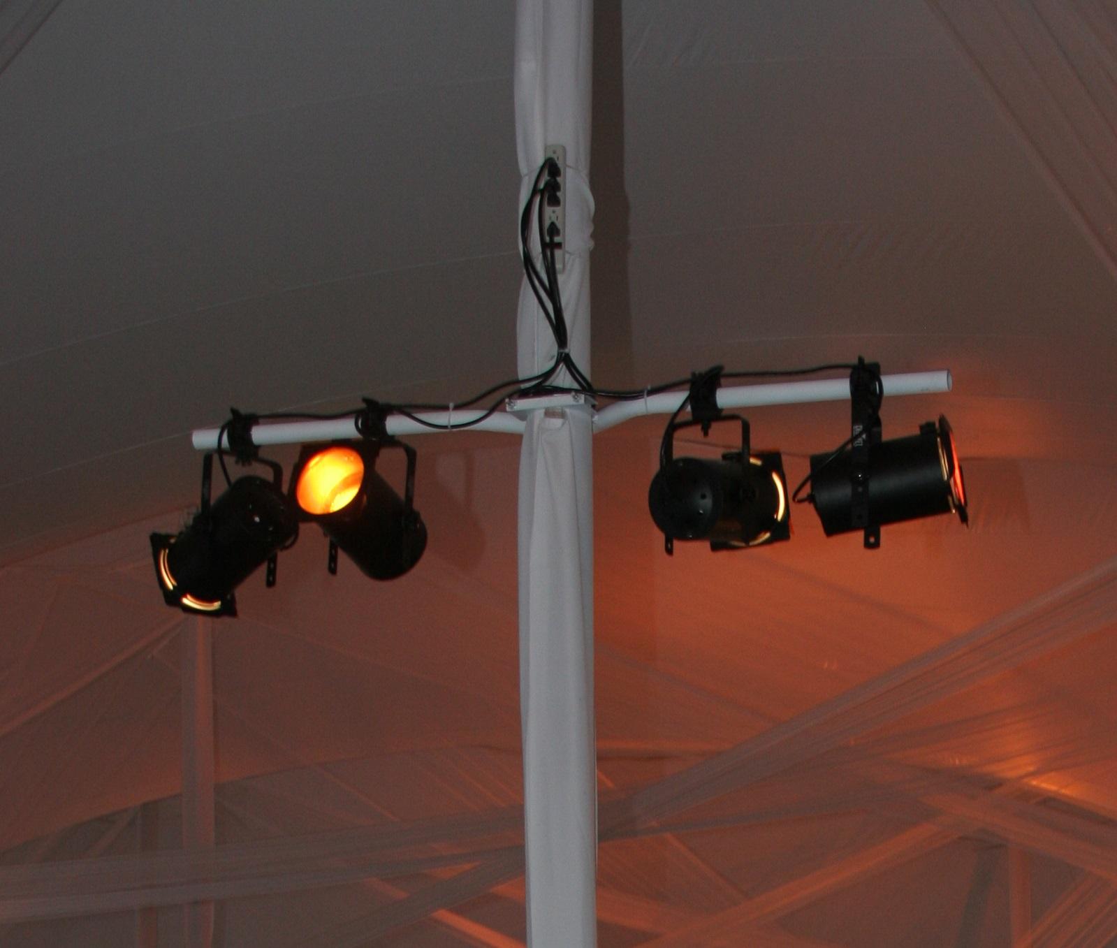 Parcan lighting