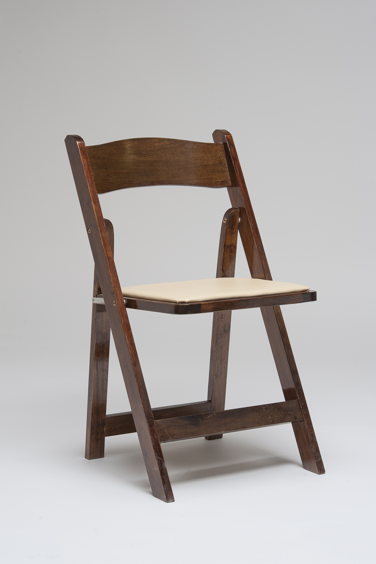 Fruitwood garden chair