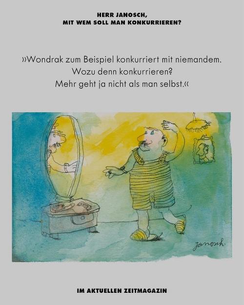 © Horst Eckert (im ZEITMagazin)