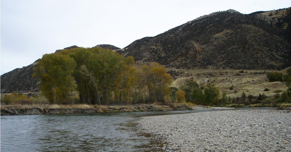 Jefferson River, Montana