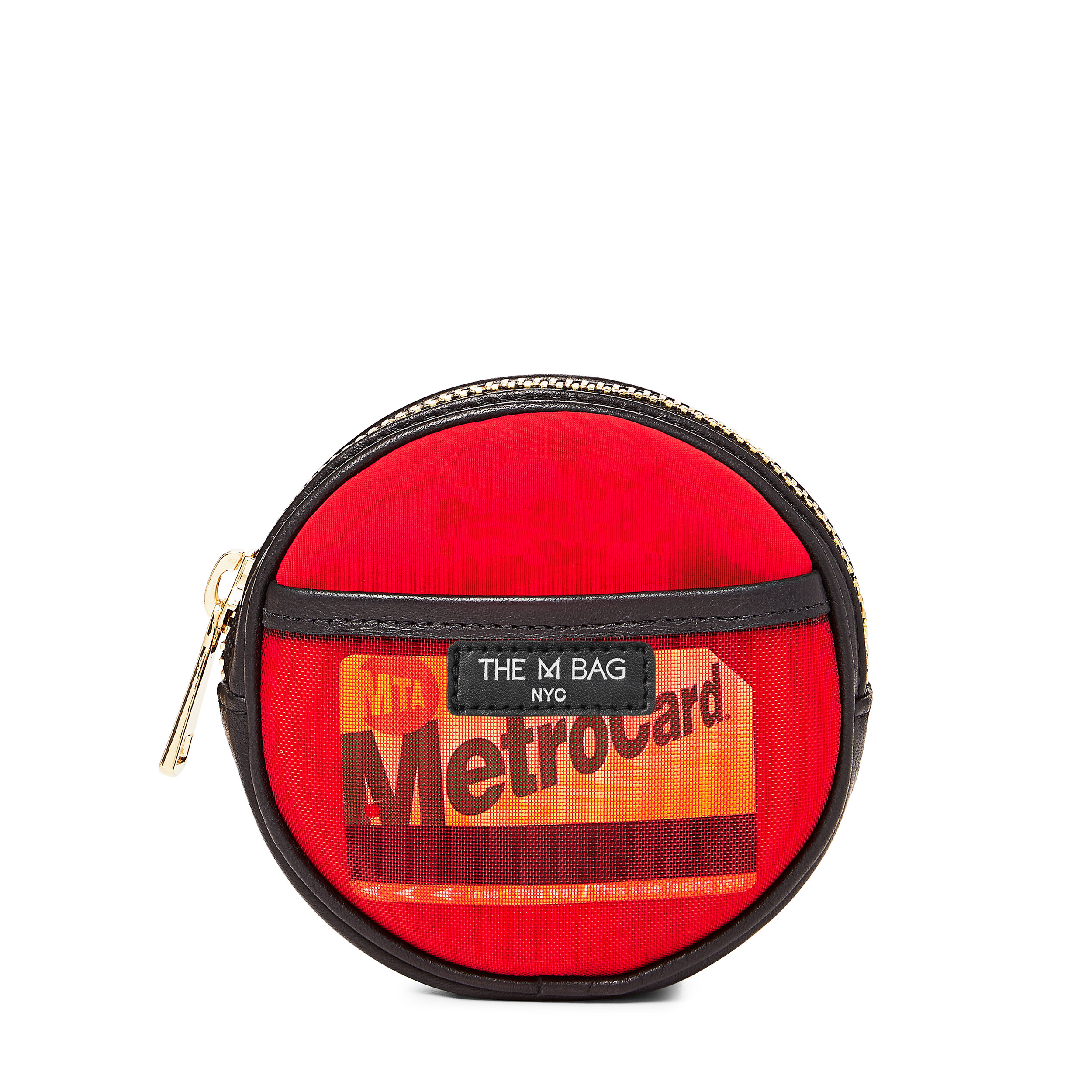The M Bag injects some fun and charm into this product shot, while also giving a sense of size and functionality