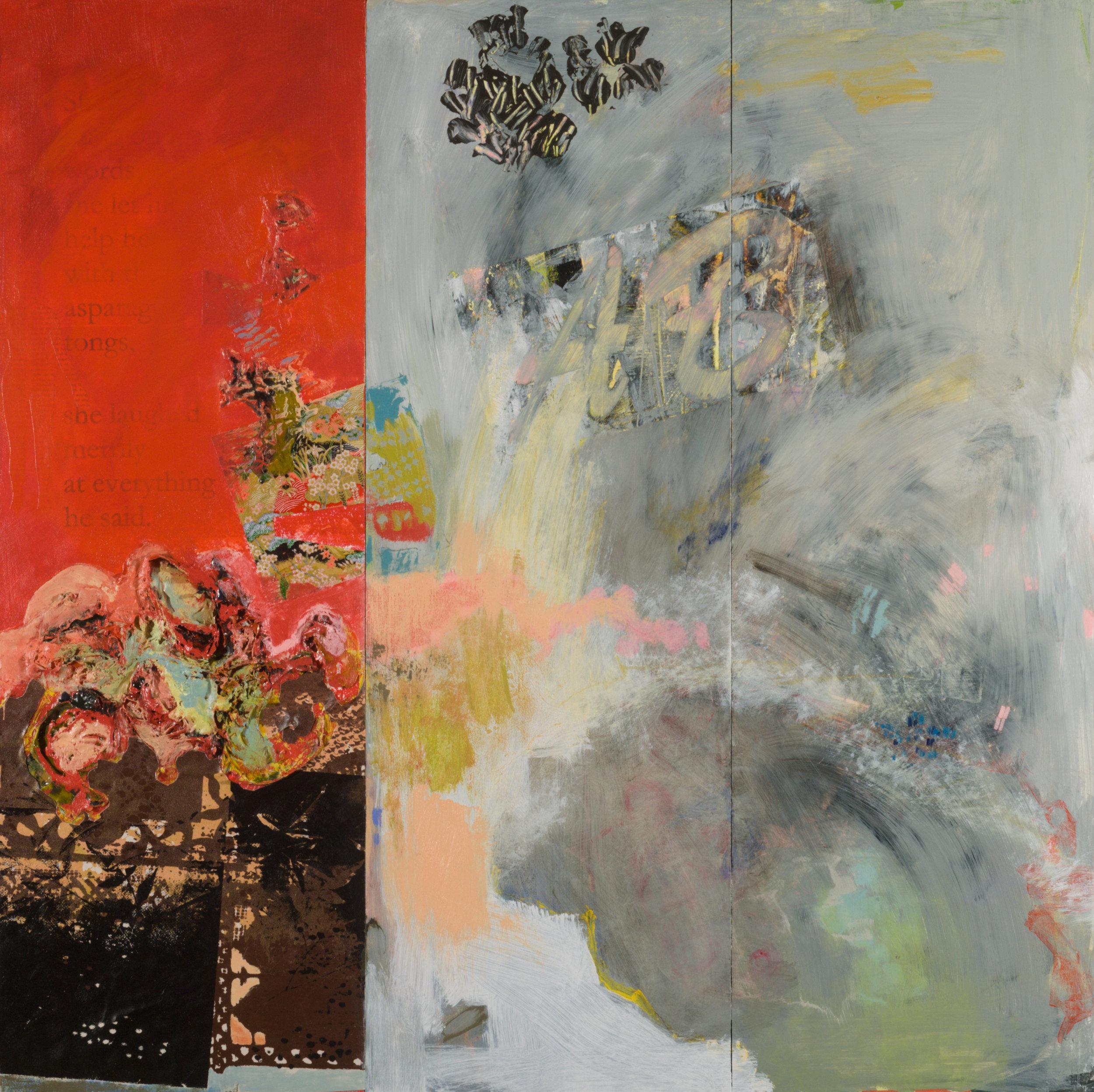 Joan Ranzini, New Asparagus Tongs