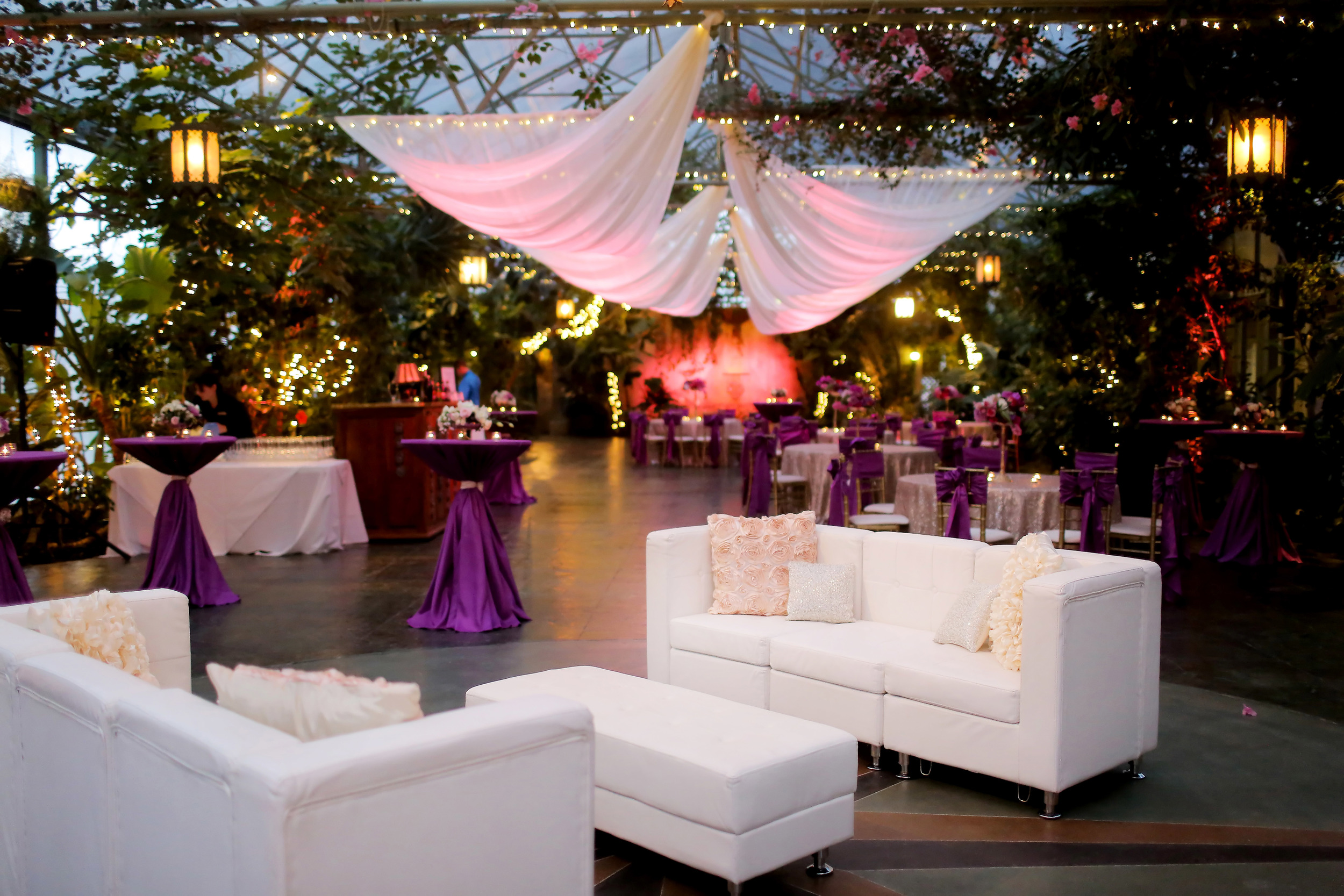 Valentine's Inspired Vendor Party at La Caille | Valentine's Day Inspiration | Michelle Leo Events | Utah Event Planner and Designer