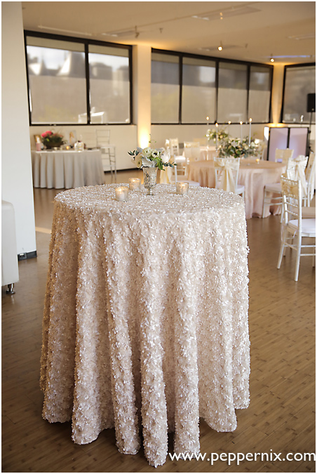 Utah Bride and Groom White Party | Designed and Planned by Michelle Leo Events