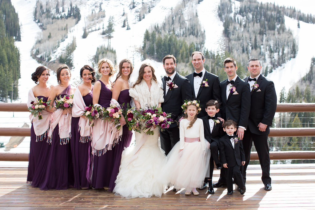 Stein Eriksen Lodge Wedding | Michelle Leo Events | Utah Wedding Design and Planning | Patricia Lyons Photography