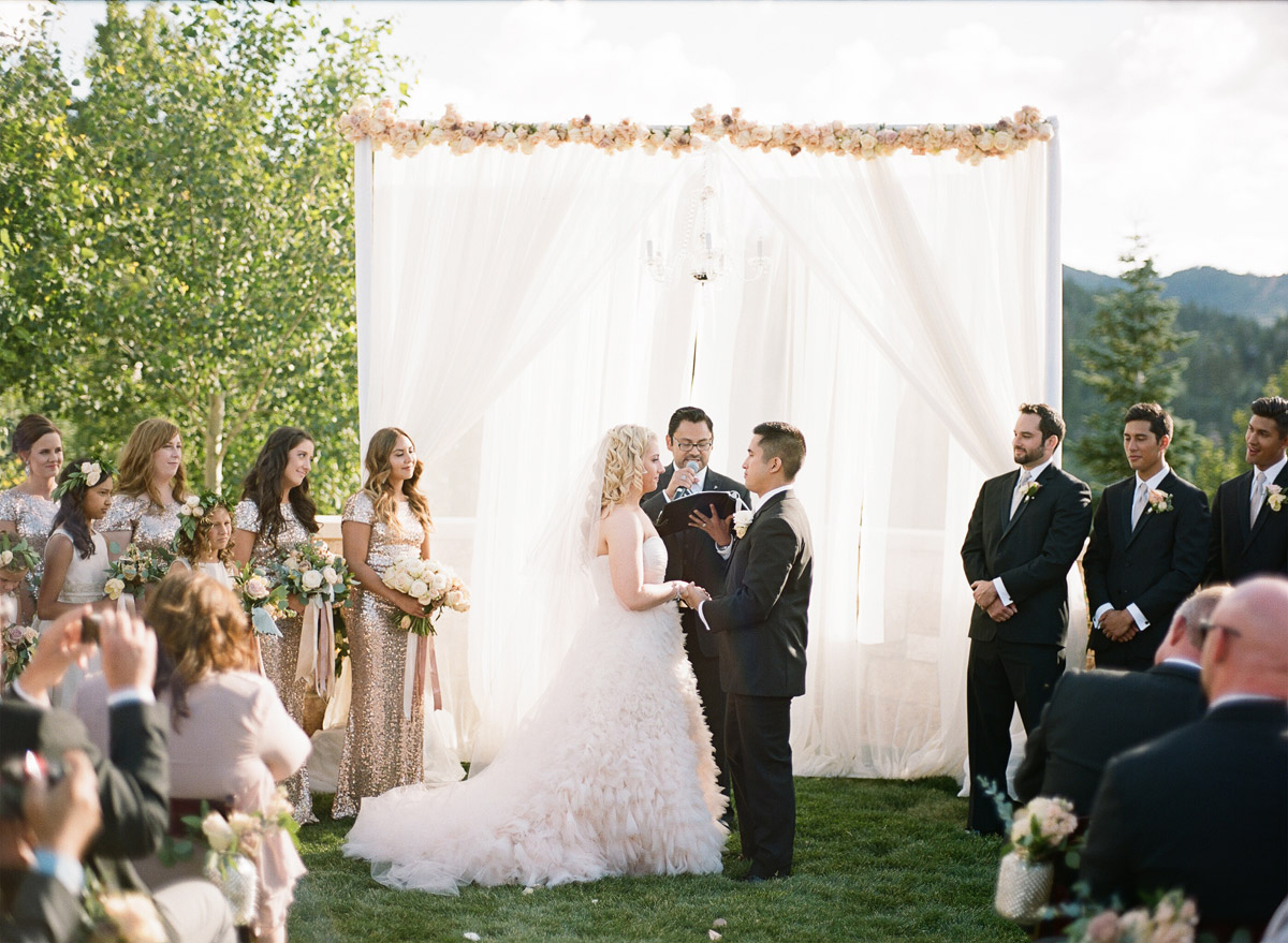 St. Regis Deer Valley Wedding | Michelle Leo Events | Utah Event Planner and Designer | Kate Botwinski Photography