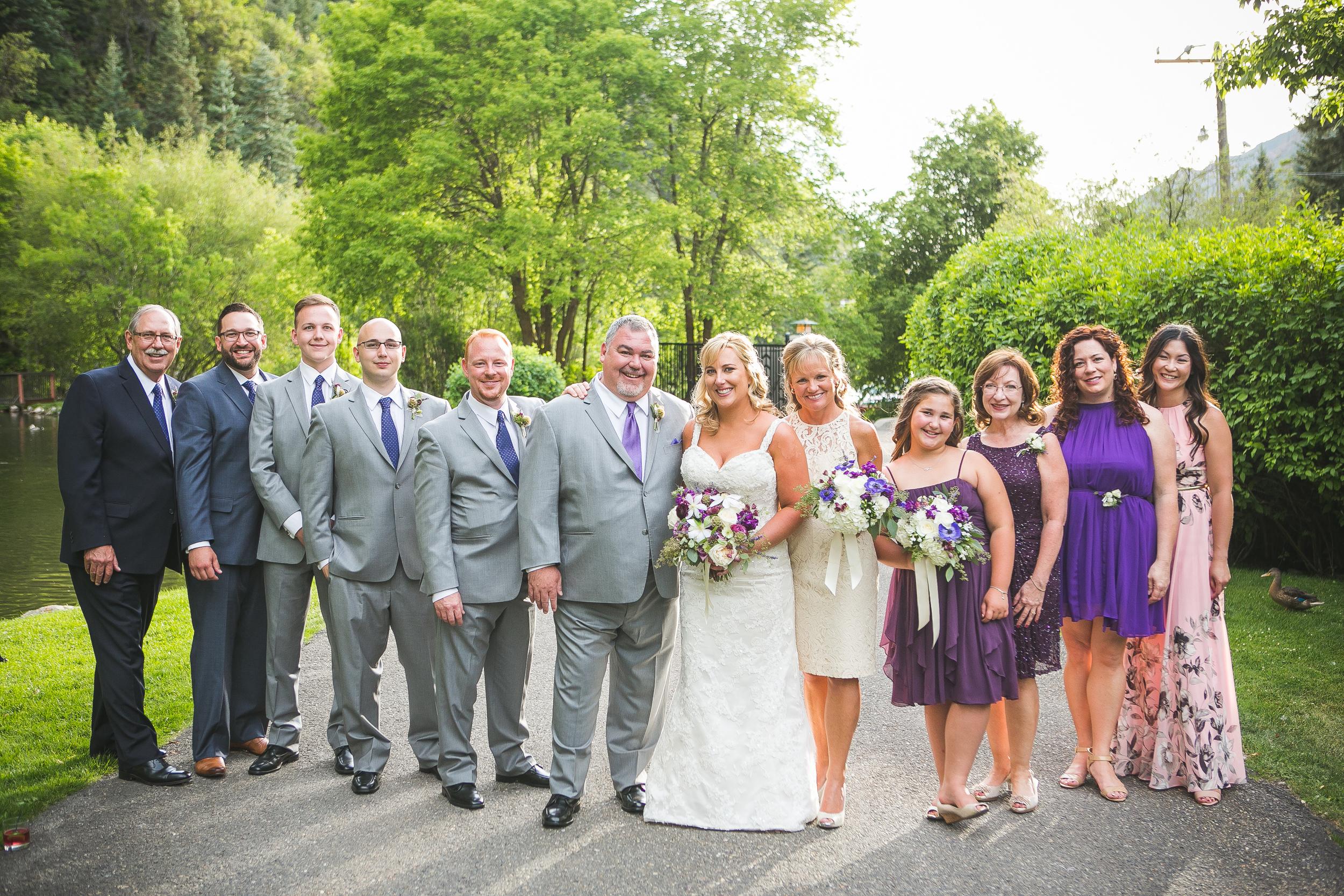 Log Haven Wedding   Mountain Wedding   Michelle Leo Events   Utah Event Planner and Designer   Chad Braithwaite Faces Photography