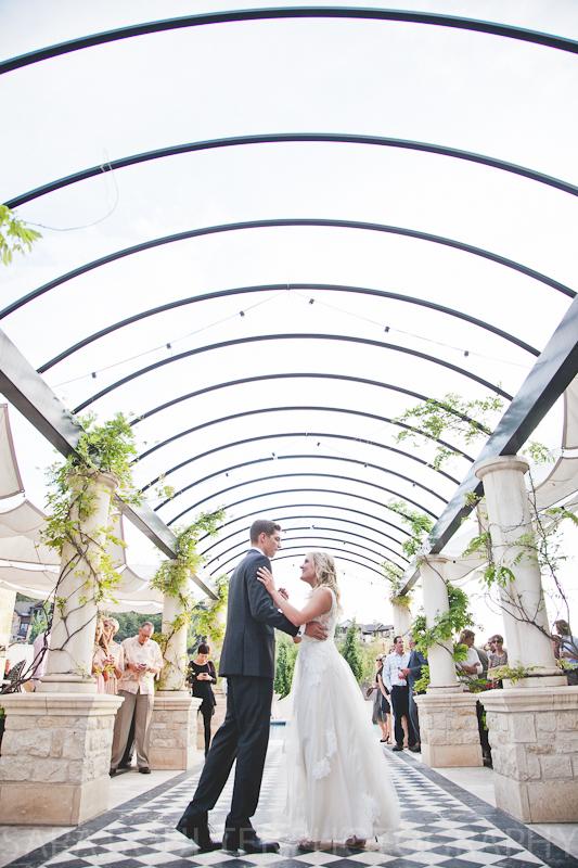 Backyard Summer Nuptials | Backyard Wedding | Blush and Rose Gold Wedding | Michelle Leo Events | Utah Event Planner and Designer | Sara Boulter Photography