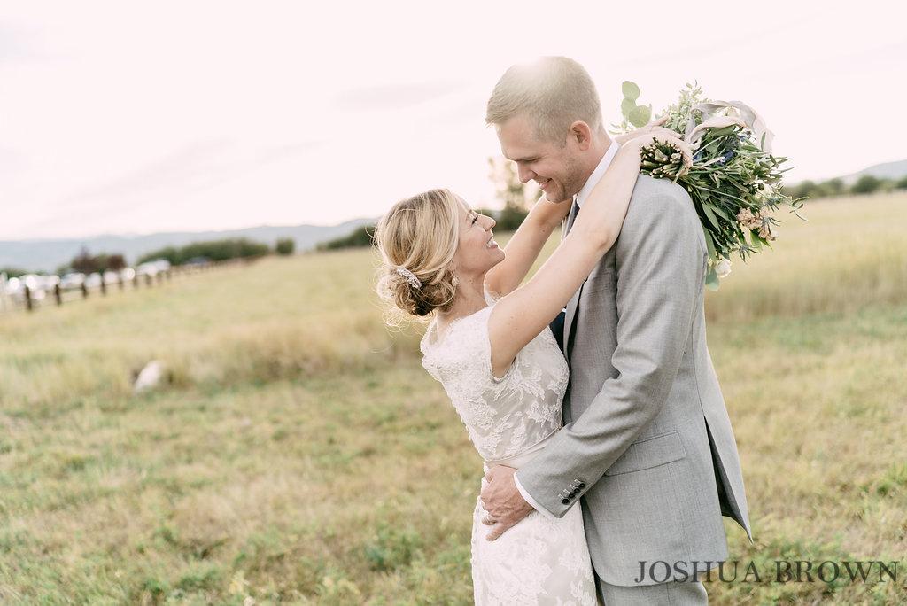 Romantic Ranch Wedding | Twilight Moon Ranch Wedding | Michelle Leo Events | Utah Event Planner and Designer | Joshua Brown Photography