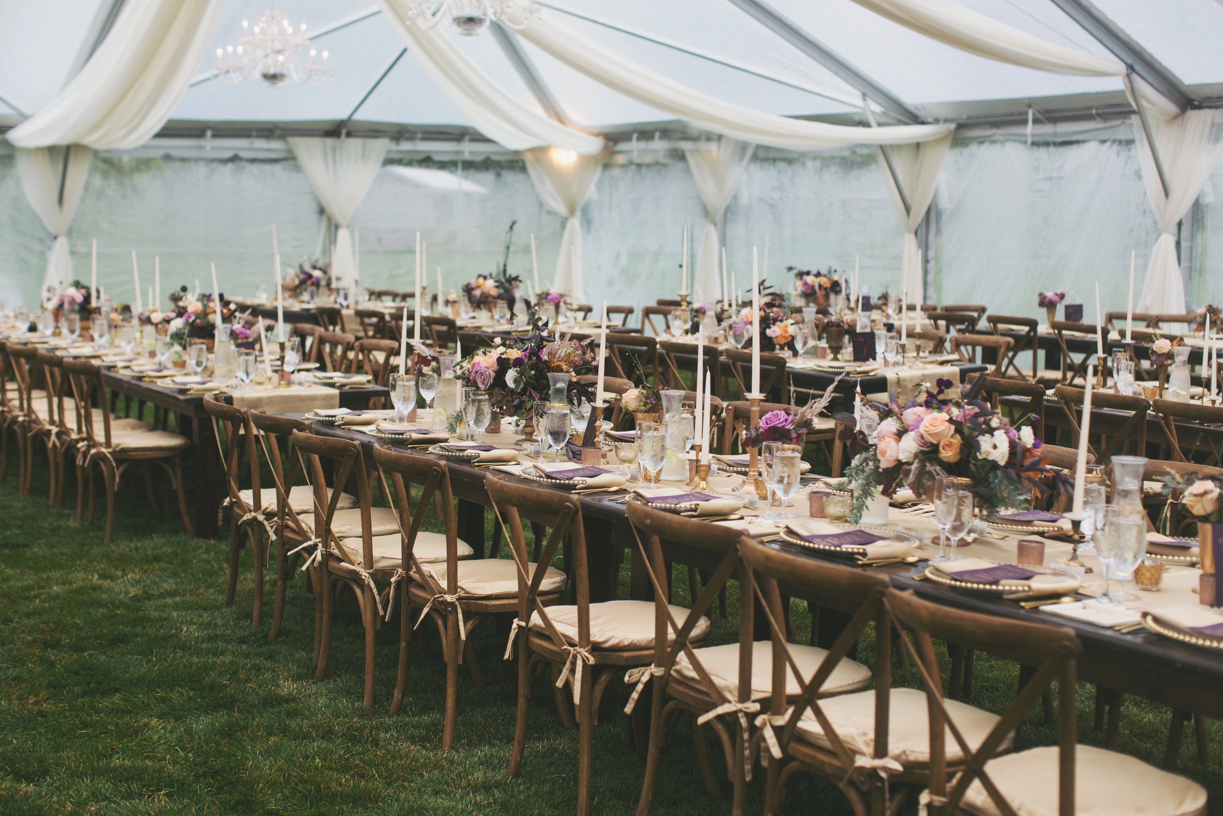 Plum and Gold Autumn Wedding | High Star Ranch Wedding | Rustic and Elegant Wedding | Michelle Leo Events | Utah Event Planner and Designer | Alixann Loosle Photography